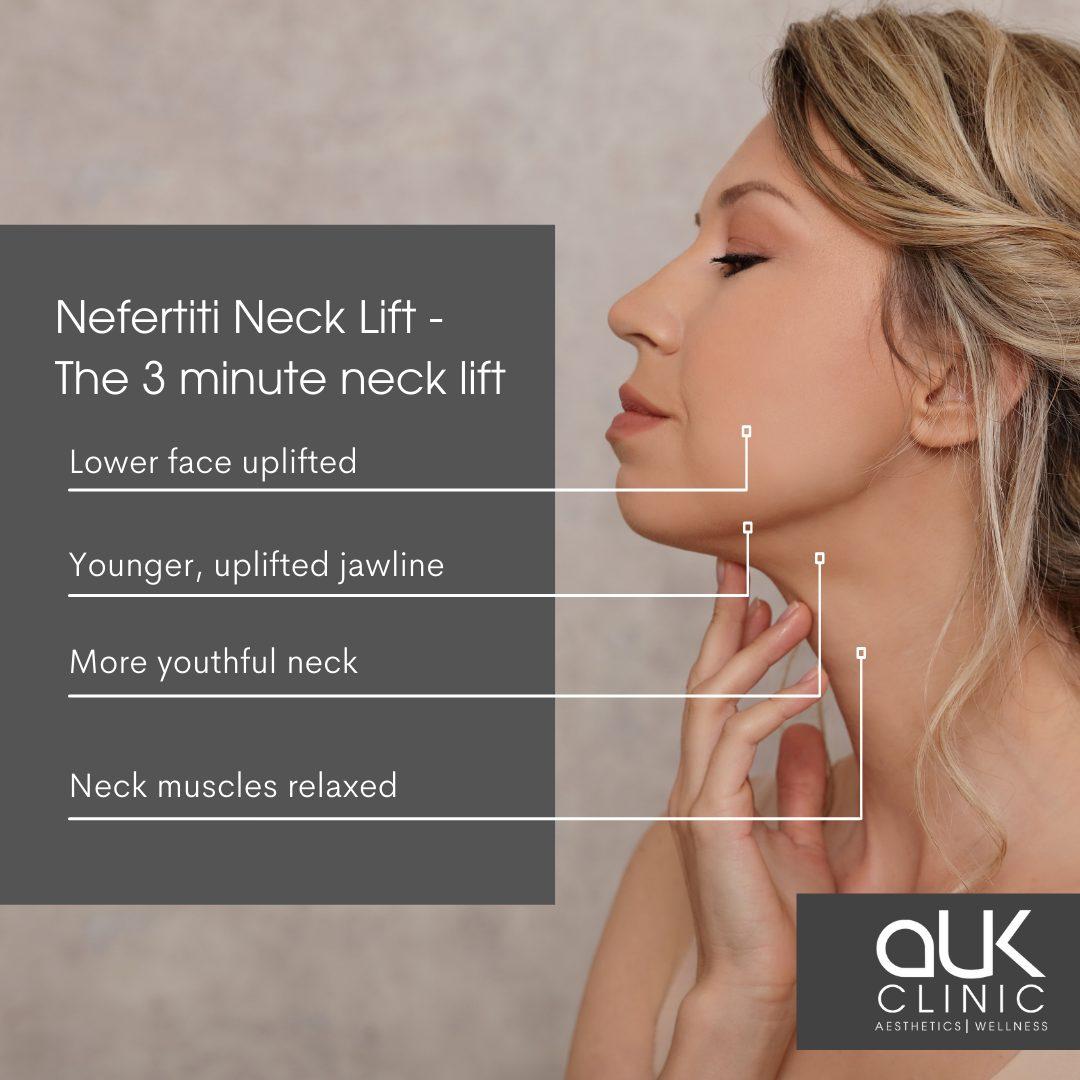 Nefertiti Neck band, auk clinic